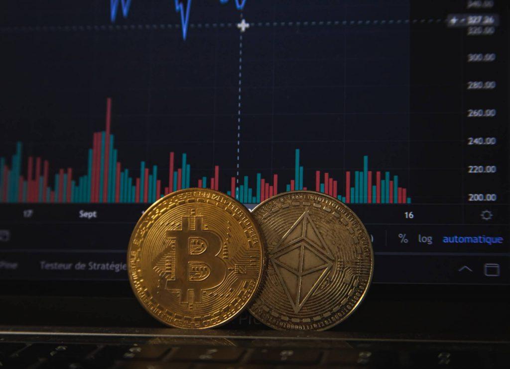 obchodovanie s kryptomenou